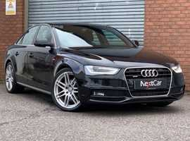 2013 Audi A4 2.0 TDI S-Line Quattro Very Low Mileage All Wheel Drive, i Previous Keeper Only