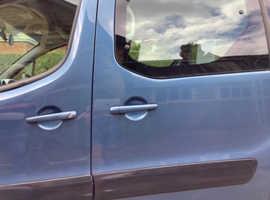Citroen Berlingo Multispace, 2013 (13) Blue MPV, Manual Diesel, 40000 miles