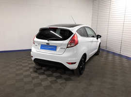 Ford FIESTA ZETEC No Credit Scoring Finance Available*