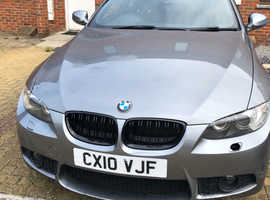 BMW 3 Series, 2010 (10) Grey Coupe, Manual Diesel, 82,600 miles