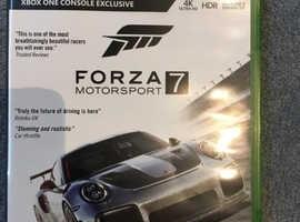 Forza 7 Xbox One Game