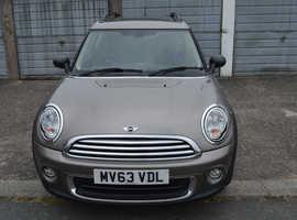 Mini MINI, 2013 (63) silver estate, Manual Petrol, 25,345 miles
