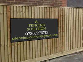 Fencing and gates