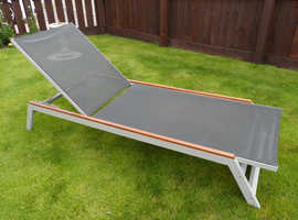 A Pair of Sun Loungers