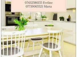 Cleaning service-home,office,end of tenancy