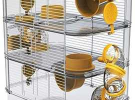 Zolux Rody Hamster mouse gerbil cage