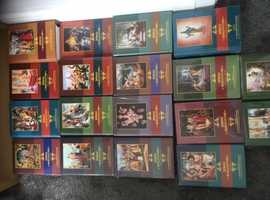 Srimad-Bhagavatam Delux edition Full Set - Hardcover books NEW