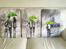 New trendy canvas pictures