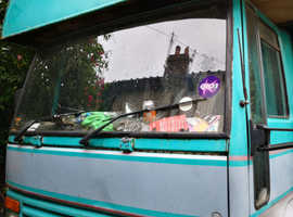 7.5T horsebox lorry 11 mths plated