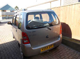 SUZUKI WAGON R+GL. VERY LOW MILEAGE. MANUAL 1328cc. Good Condition