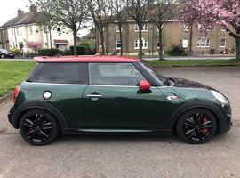 Mini MINI JCW F56, 2015 (15) Green Hatchback, Manual Petrol, 27,975 miles