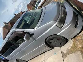 Honda Stepwagon, 2002 (02) Silver Estate, Automatic Petrol, 99,000 miles