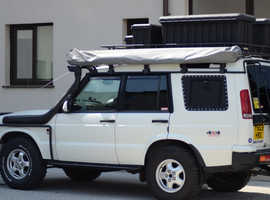 LAND ROVER DISCOVERY 2 SPECIAL VEHICLES EXPEDITION VEHICLE 4x4 OVERLANDER OVERLAND