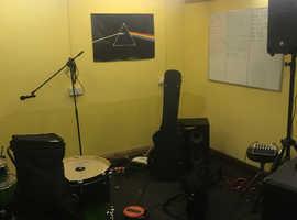 Rehearsal room - Hinkley