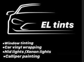 Window tinting & Car styling