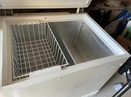 Chest freezer - excellent capacity