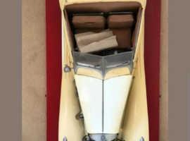 Rare Pocher model car Mercedes 540k