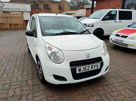 Suzuki Alto, 2012 (62) White Hatchback, Manual Petrol, 116,105 miles