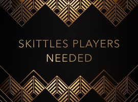 Skittles Players Needed