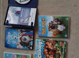 Childrens dvds bundle