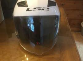 LS 2 Open face helmet size L