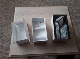 I phone 4 box