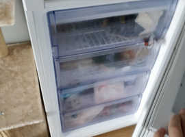 Frost free fridge freezer 10 months old 5050