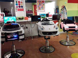Trimz & Tantrumz Childrens Salon Solihull