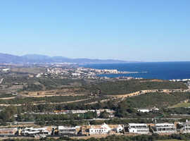 Duplex penthouse in COSTA DEL SOL, SPAIN.3 BEDS, 2 BATHROOMS  First line golf with fantastic sea and coast views