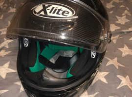 X-Lite Motorbike Helmet