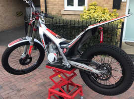 2017 JOTAGAS JT300 250cc Trials Bike, Excellent Condition