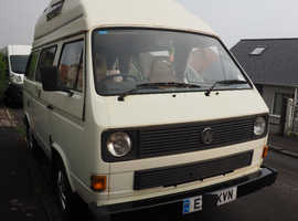 Volkswagen, CARAVELLE 78PS, Motor Caravan, 1988, 1915 (cc)