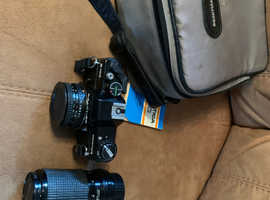 Practica 35mm film camera outfit