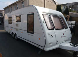 Buccaneer Schooner 4 berth twin axle family caravan with air conditioning and motor mover and awning and everything else to start touring