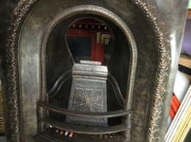 Victorian firegrate