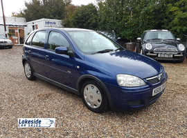 Vauxhall Corsa 1.2 Litre Diesel 5 Door Hatch, £30 a Year Tax, 64 MPG Average, New MOT.