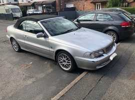 Volvo C70, 2002 (52), Manual Petrol, 79,014 miles