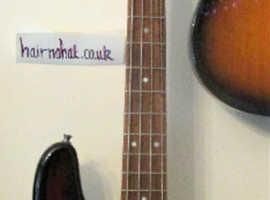 Westfield Precision Bass. Pre-Owned but Cleaned, setup and New Srings