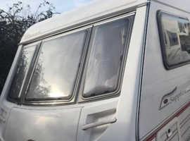 2001 sterling caravan
