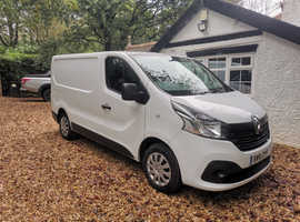 Renault TRAFIC, 2016 (16) white other, Manual Diesel, 63100 miles