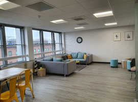 Serviced Office Space To Rent in Cardiff City Centre