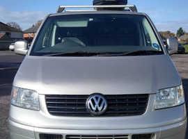 VW Volkswagen t5 campervan/day van