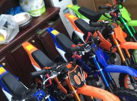 49 cc kids dirt bikes