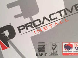 Proactive Install Building Services