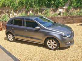 Volkswagen Polo, 2011 (61) Grey Hatchback, Manual Diesel, 56,609 miles