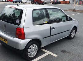 Volkswagen Lupo, 2004 (54) Silver Hatchback, Manual Petrol, 118,000 miles