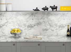 Marble Worktops, Countertops Material for Kitchen Remodel at Reasonable Price