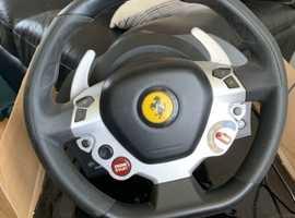 To force feedback racing wheel