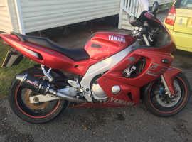 Yamaha, Thundercat 600