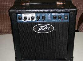 Peavey Bass Combo Amplifier